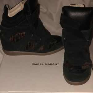 Isabel Marant Pony over Basket